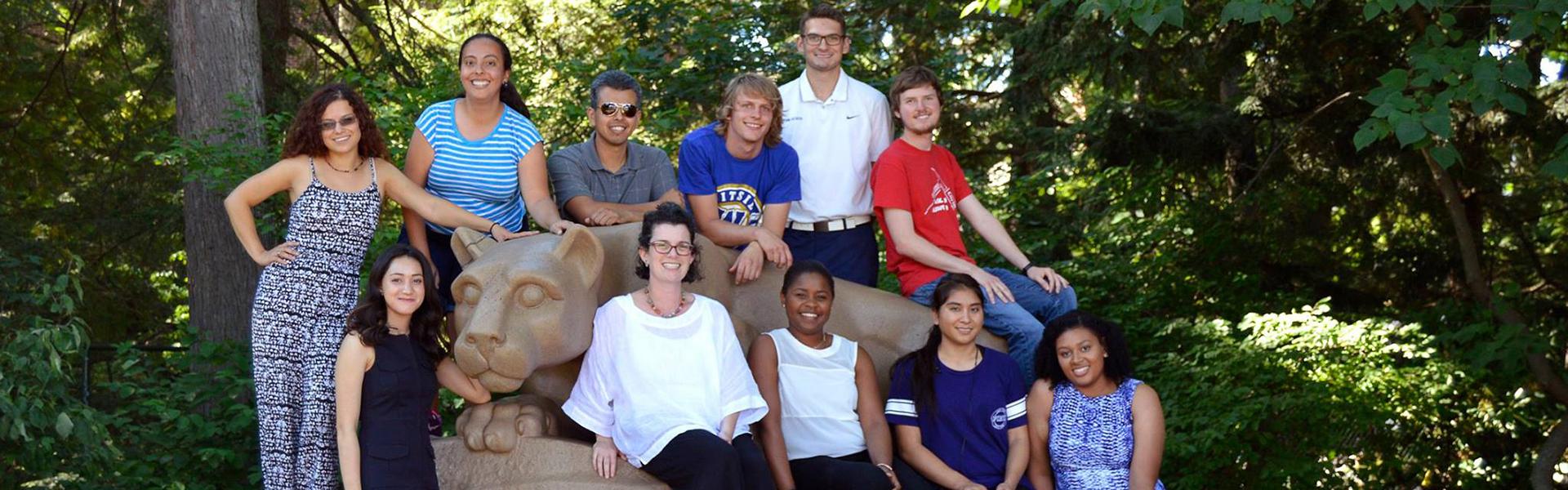 Undergraduate research experiences