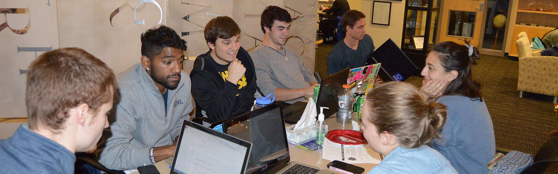 Ryan Family Student Center
