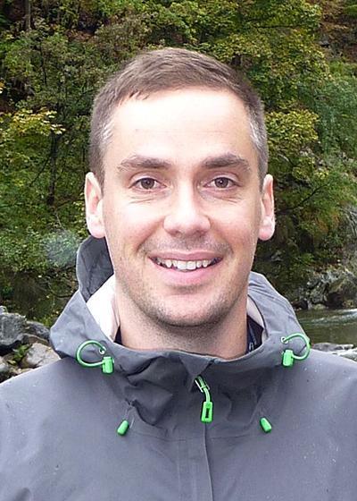 photo of andrew smye