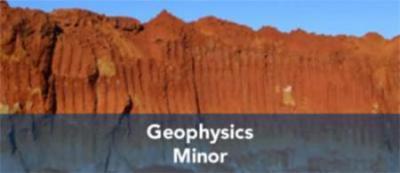 geophysics minor