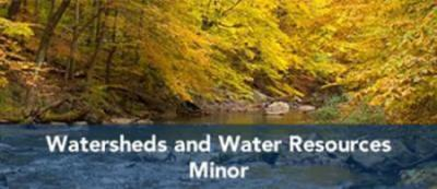 water sheds and water resources