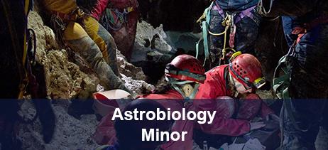 astrobiology minor