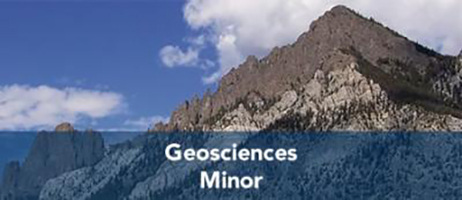 geoscience minor