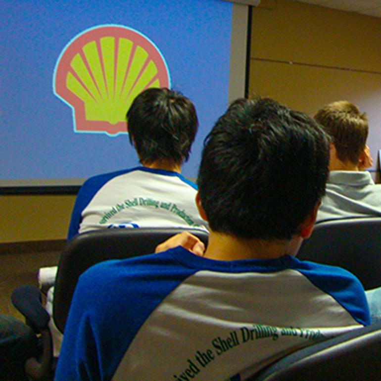 shell presentation